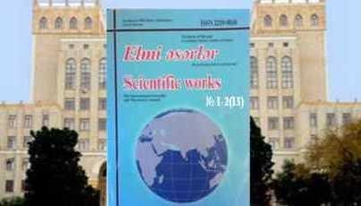 Elmi əsərlər 1-2(13)-2009