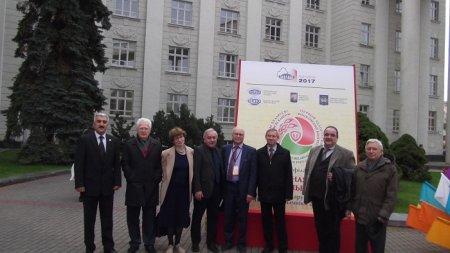 Azərbaycanlı alim beynəlxalq elmi konqresdə iştirak edib - Belarus respublikası