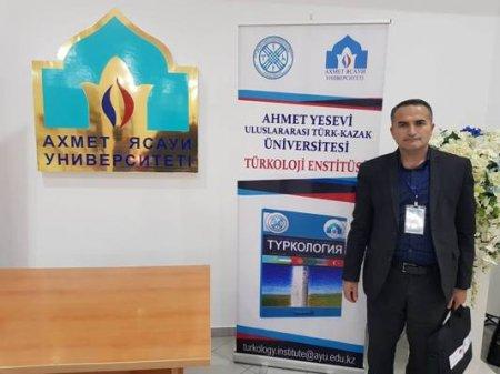 Fəlsəfə İnstitutunun əməkdaşı Beynəlxalq Türkoloji Konqresdə iştirak edib