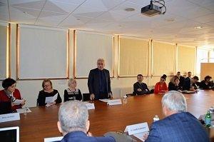 Fransanın Nitsa şəhərində Sofiya Antipolis Universitetində keçirilən beynəlxalq konfrans