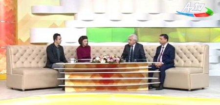 AMEA Fəlsəfə İnstitutunun əməkdaşları