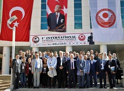 Fəlsəfə İnstitutunun aparıcı elmi işçisi beynəlxalq simpoziumda iştirak edib