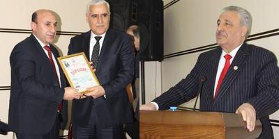 YAP Fəlsəfə İnstitutu Təşkilatı uğurlu və səmərəli dövlətcilik fəaliyyətinə görə partiya tərəfindən diplomla mükafatlandırıldı