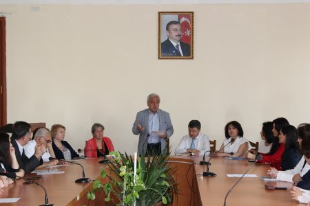 The next meeting of the Women's Council held at the Institute of Philosophy