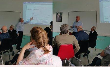 Азербайджанский учёный из Института философии прочитал лекцию в Университете Улудаг (Турция)