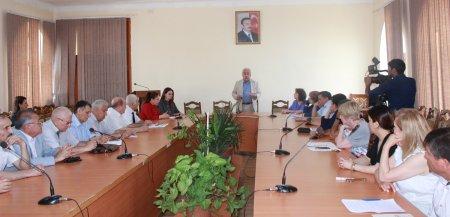 Состоялось мероприятие на тему «День национального спасения - Общенациональный лидер как спаситель государственности Азербайджана»