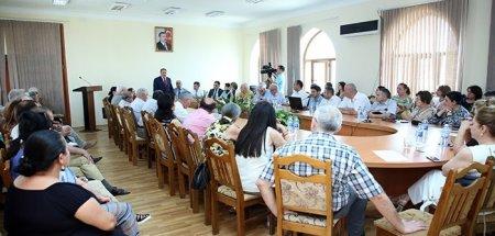 Состоялась международная научная конференция на тему «Вызовы современности в контексте философии Азербайджана и Болгарии»