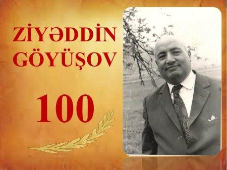 Görkəmli filosof Ziyəddin Göyüşovun anadan olmasının 100 illiyinə həsr edilmiş onlayn konfrans keçirilib +VIDEO