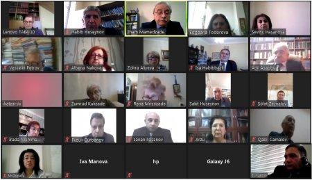 При содействии Болгарской академии наук состоялась онлайн-конференция, посвященная 75-летию Института философии и социологии НАНА