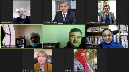 Fəlsəfə və Sosiologiya İnstitutu ilə Pakistanın Sülh və Diplomatik Araşdırmalar İnstitutu arasında saziş imzalanıb