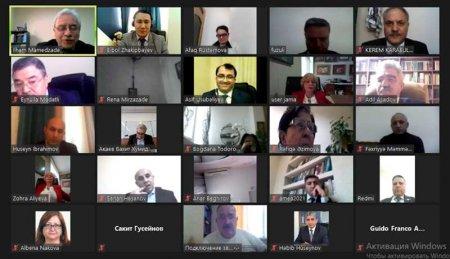 Совместная онлайн-конференция НАНА и SWIU - 55