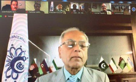 EKO Elm Fondunun İslamabadda iclası keçirilmişdir