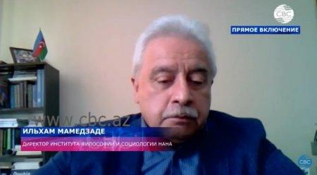 Professor İlham Məmmədzadənin